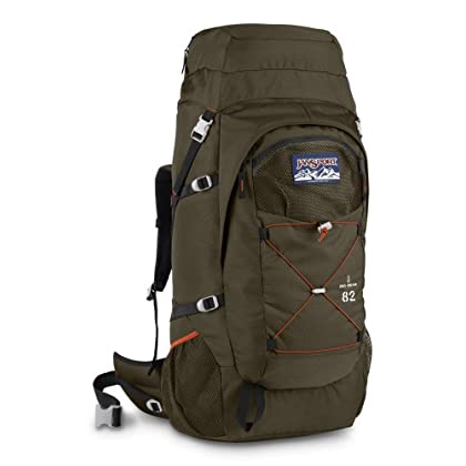 c16bde215a2 &JanSport Trail Series Big Bear 82 Backpack - Dorakidbie