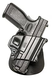 Fobus Compact Holster Paddle SP11B Springfield Armory XD / HS 2000 9/357/40 5\