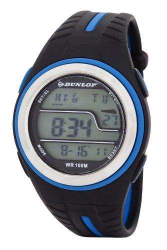 Bernex DUN-196-G04 - Reloj digital unisex de plástico Resistente al agua