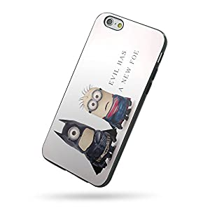 Batman and Man of Steel Minions for Iphone Case and Samsung Case at Gotham City Store