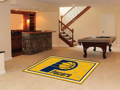 Indiana Pacers 5' x 8' Area Rugs