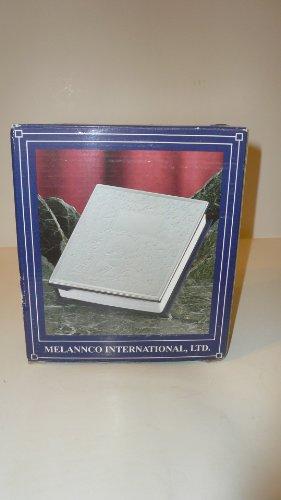Melannco Silvertone Baby Album