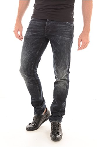 Redskins -  Jeans  - Uomo Heavy Black 29W x 32L