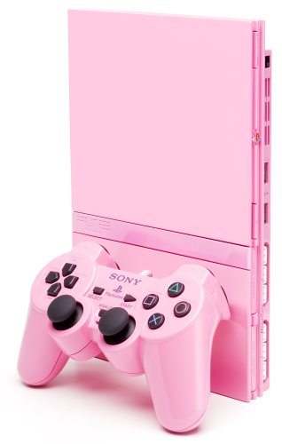PlayStation 2 Console: Pink