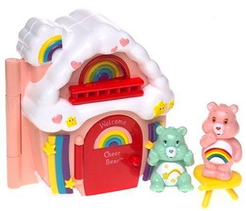 Vintage care bear house
