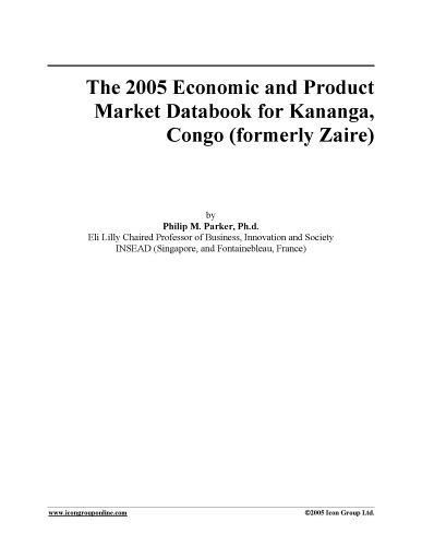 The 2005 Economic and Product Market Databook