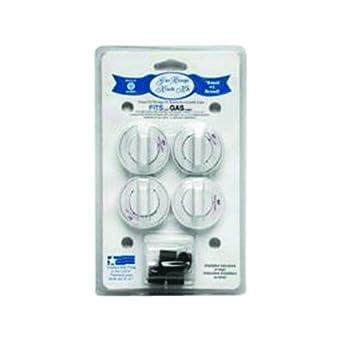 Range Kleen 8234 Replacement Gas Range Knob Kit