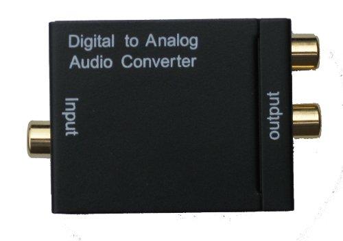 Menotek Digital Audio To Analog Audio Converter