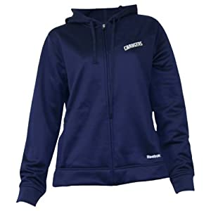 Reebok Ladies NFL Tech Fleece Hoodie by Reebok