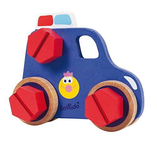 Boikido Wooden Vehicle Constructions