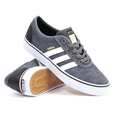 Adidas Adi Ease - Grey / Run White, 9.5 D US