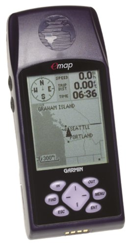 Garmin eMap Hiking GPS