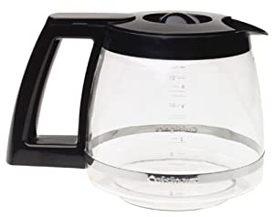 Cuisinart DCC-12PBRC 12-Cup Replacement Carafe-Black