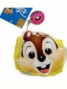 Disney Chip 'n Dale coin purse - Chip wrist bag [Apparel]