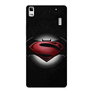 Knight Rivals Back Case Cover for Lenovo A7000