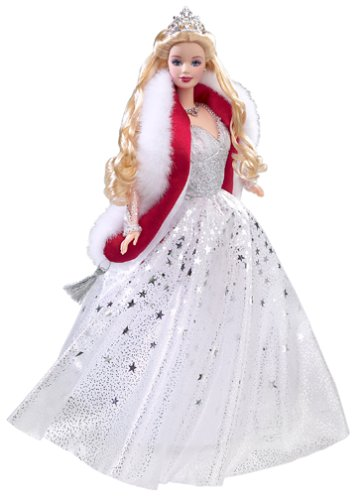 Barbie 200l Holiday Celebration - Special Edition Doll - Buy Barbie 200l Holiday Celebration - Special Edition Doll - Purchase Barbie 200l Holiday Celebration - Special Edition Doll (Barbie, Toys & Games,Categories,Dolls,Fashion Dolls)