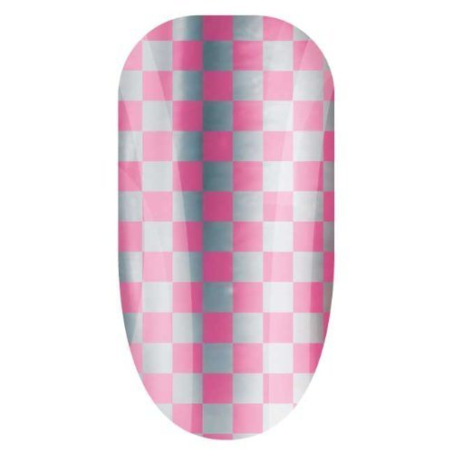 The Edge 'Trendy Nail Wraps - Get Nailed' Pink Ladies 3001318 by The Edge