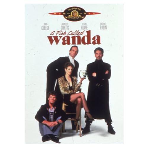 A fish called wanda john cleese jamie lee for Fish called wanda