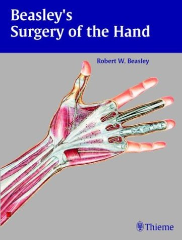 Beasley's Surgery of the Hand PDF by Robert W. Beasley
