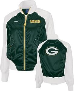 Green Bay Packers Her Cheer Youth Girls Cheerleader Jacket
