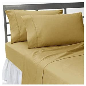 300 TC 1 PC Duvet Cover Solid Beige Euro Double IKEA Size 100% Cotton