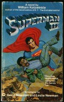 Superman III, Kotzwinkle,William