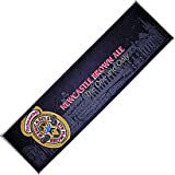 Newcastle Brown Ale bar wetstop runner (pp)