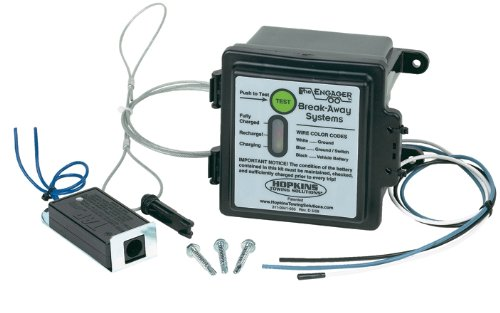 Hopkins 20119 Engager SM Break-Away System with Battery Meter and 44