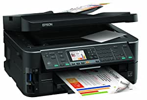 Epson Stylus Office BX 635 FWD Colour Multifunctional Printer