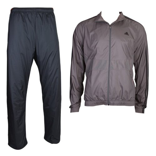 Adidas Herren Trainingsanzug TS 3S Basic