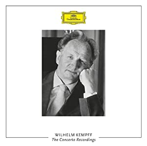 Kempff - The Concerto Recordings [14 CD]