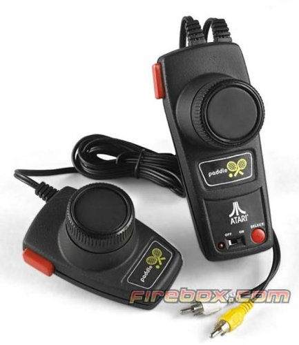 Atari Paddles - 1 Player (Plug n Play TV game)