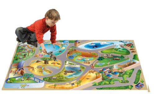 Alfombra Collection Connect 80x 120cm Zoo