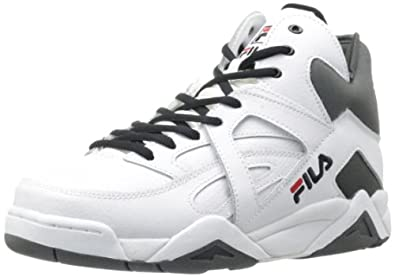 Buy Fila Mens The Cage Basketball Shoe by Fila