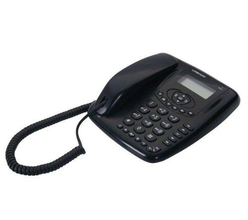 Téléphone fixe LOGICOM AERO50 NOIR