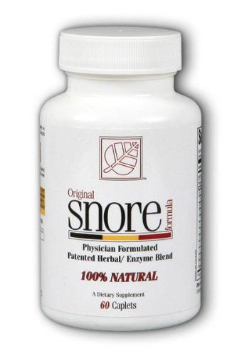 Baywood Original Snore Formula, 60-Count