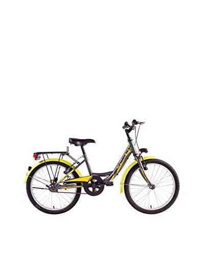 SCH Bicicleta Mirta 20″ 1 V Antracita / Verde