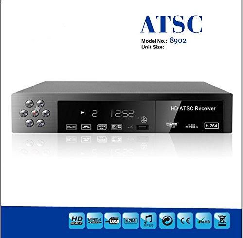 Kyпить Generic Digital ATSC TV Tuner digital TV Receiver for Canada Mexico