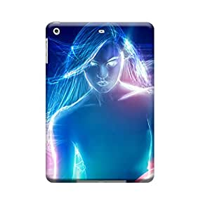 Ebby Premium Printed Back Case Cover With Full protection For iPad Mini 1/ Mini 2/ Mini 3 (Designer Case)