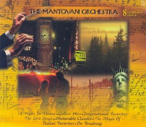 The Mantovani Orchestra [Box Set]