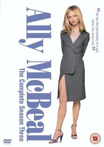 Ally Mcbeal S3 [DVD]