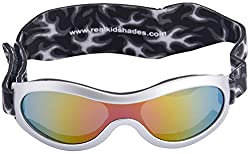 Real Kids Shades XTREME ELEMENTS Kids Sunglasses Slv Flame 3-7 years, 37XTRESLVFLAME