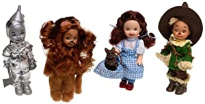 Barbie Collectibles, Storybook Favourites: The Wizard of Oz Kelly & Friends Giftset