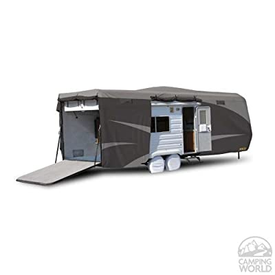 ADCO 52275 SFS AquaShed Toy Hauler RV Cover