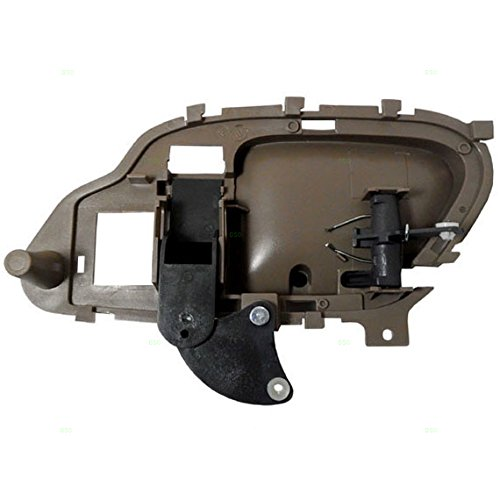 Drivers Inside Inner Tan Door Handle Replacement for Chevrolet GMC Pickup Truck SUV 15708043 legeartis replica pg29 7x18 5x114 3 et38 d67 1 s