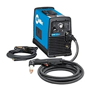 Plasma Cutter, Spectrum 875,90PSI, 50ft. from Miller Electric