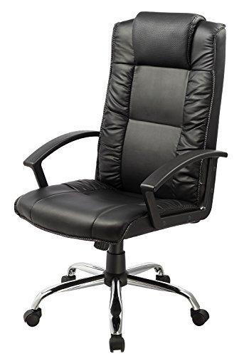 Merax-Ergonomic-Mesh-Adjustable-Reclining-Chair
