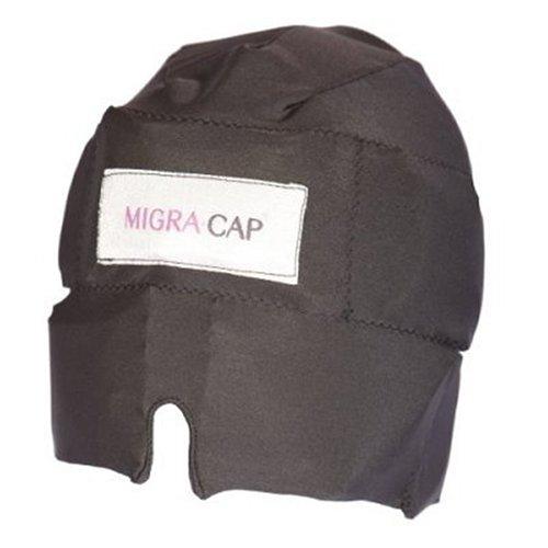 Migra Cap Migraine Relief Black (One Size Fits All) (Migraine Cap compare prices)