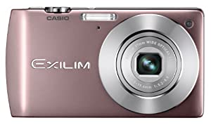 CASIO デジタルカメラ EXILIM S200 ピンク EX-S200PK 1410万画素 光学4倍ズーム 広角27mm 2.7型液晶