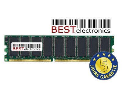 1GB PC2-4200 Speicher f&#252;r Asus P5B-Plus Vista Edition